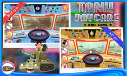 Tank Day Care Kids Game screenshot 3/6