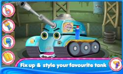 Tank Day Care Kids Game screenshot 4/6