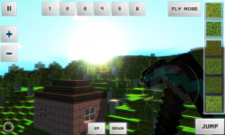 Pixel Block Cube Craft Builder screenshot 1/5