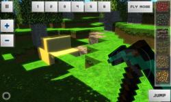 Pixel Block Cube Craft Builder screenshot 2/5
