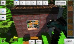 Pixel Block Cube Craft Builder screenshot 4/5