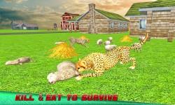 Angry Wild Cheetah: Crazy City screenshot 2/4
