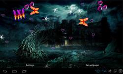 3D Mystic Night Wallpaper screenshot 1/5