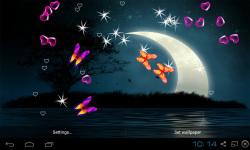 3D Mystic Night Wallpaper screenshot 2/5