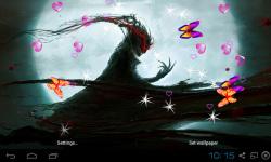 3D Mystic Night Wallpaper screenshot 4/5
