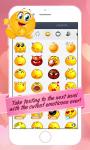 Cute Emoticons Sticker screenshot 2/4