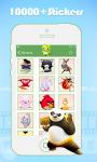 Cute Emoticons Sticker screenshot 3/4