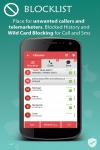 VBlocker - Call and Sms Blocker screenshot 3/6