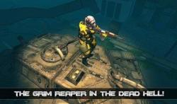 Zombie Reaper Zombie Game transparent screenshot 5/6