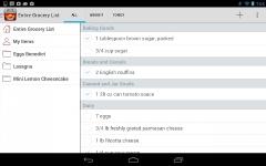 Paprika Recipe Manager sound screenshot 5/6