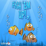 Fish-Em Up screenshot 1/4