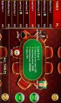 MF Texas Holdem Poker screenshot 2/3