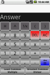 Fraction Calculator pro screenshot 1/6