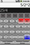 Fraction Calculator pro screenshot 3/6