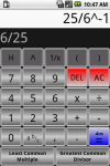 Fraction Calculator pro screenshot 4/6