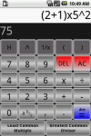 Fraction Calculator pro screenshot 5/6