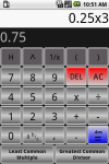 Fraction Calculator pro screenshot 6/6