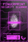 Real Fingerprint Security Scanner for iPhone and iPod Touch - Free screenshot 1/1