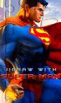 Jigsaw with Super Man screenshot 1/6