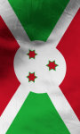 Burundi flag lwp Free screenshot 5/5