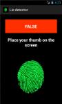Lies detector - polygraph screenshot 3/6