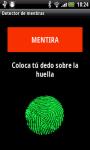 Lies detector - polygraph screenshot 5/6