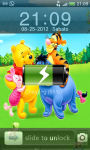 Winnie Friends Iphone Locker XY screenshot 2/3