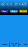 StopWatch HD screenshot 1/5