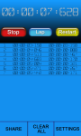 StopWatch HD screenshot 2/5
