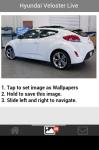 Hyundai Veloster Live Wallpaper screenshot 4/5
