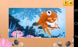 Jigsaw Puzzle Kids Ocean screenshot 1/6