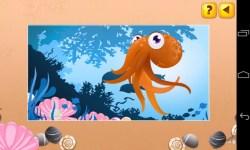 Jigsaw Puzzle Kids Ocean screenshot 2/6
