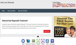 Hair Loss Thinning Remedy screenshot 2/4
