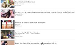 Hair Loss Thinning Remedy screenshot 3/4
