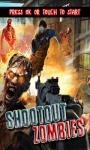 Shootout Zombies screenshot 1/4