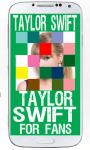 Taylor Swift Puzzle Games screenshot 6/6