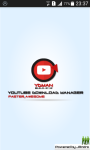 YouTube Download Manager  screenshot 1/3
