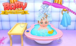 Baby Girl Day Care Games screenshot 1/6