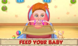 Baby Girl Day Care Games screenshot 2/6