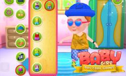 Baby Girl Day Care Games screenshot 3/6