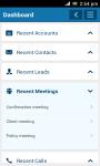 SuiteMob: SuiteCRM for Mobile screenshot 1/6