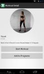 Workout Fitness screenshot 5/6