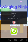Swinging Ninja screenshot 1/6