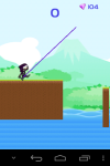 Swinging Ninja screenshot 4/6