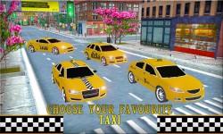 Taxi Driver Town Simulator screenshot 1/3