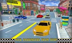 Taxi Driver Town Simulator screenshot 2/3