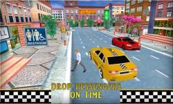 Taxi Driver Town Simulator screenshot 3/3