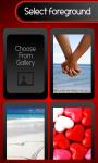 Zipper Lock Screen – Love screenshot 3/6