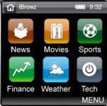 iBrowz screenshot 1/1