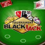 Tournament Blackjack Lite screenshot 1/2